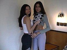 Lesbian teen amateur sex