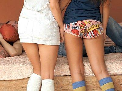 Teens & Cock