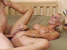 Lexi takes Danny's cock