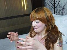 Kinky and unemployed Karen Bakker