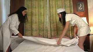 Lesbian Maids