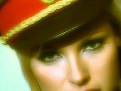 Blonde Soviet Policewoman having lesbian sex