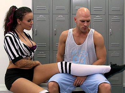 Take my big beautiful tits!