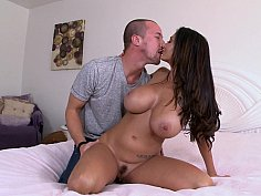 Ava Addams gets her huge perfect tits fucked