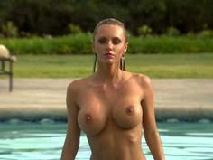 Ex-Playmate Cassandra Lynn Hensley