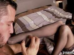 Chanel Preston's private little affair