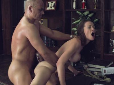 Raven Alexis drizzled with cum