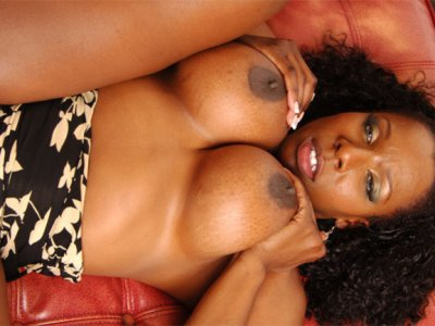 Kelly Starr ebony blowjob and big tits sex