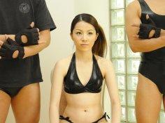 Rina Koizumi Lovely Japanese model likes threesomes