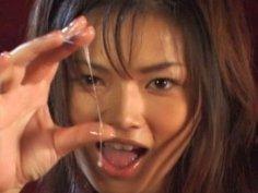 Vampy Mai Kuramoto handles her tool