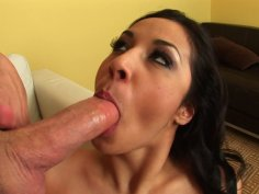 Busty pornstar Paige Taylor sucking and fucking really big cock