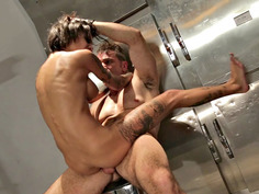 Bonnie Rotten rode his prick like a wild beast