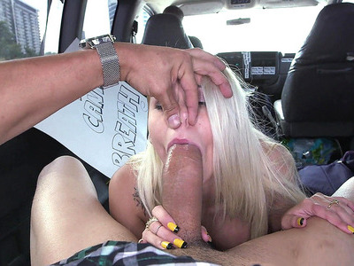 Marsha May can't breath as she deepthroat thickest cock
