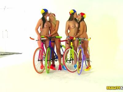 Bikes and broads