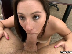 Young amateur Taylor Bell has arousing interview