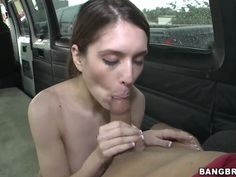 Zarena Summers gets fucked in the ass