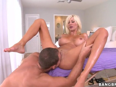 Puma Swede has the best massage ever
