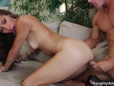 Aiyana asks Johnny to show her his professional attitude