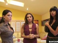 Celeste Star,Dana Vespoli,Demi Emmerson,Sochee Malo