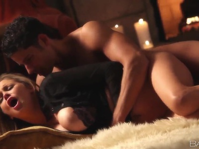 Aron Matthews and Katie Kox in the awesome beautiful fucking scene