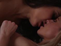 Lena Nicole and Sophia Jade gonna lick well
