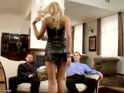 Blonde Ivana Sugar reveals her porn secrets