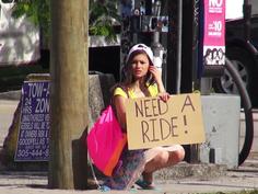 Sweet hottie need a ride