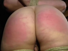 Bound and whipped