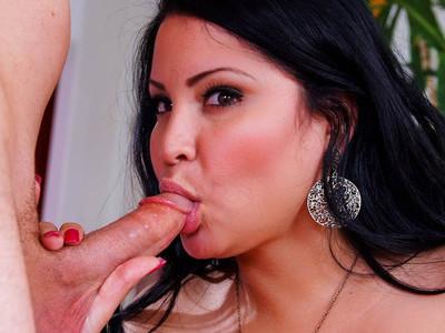 Sophia Lomeli&Mark Zane在Latina Dultery