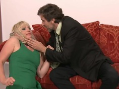 Submission lessons for blonde II