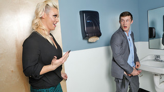 CJ Jean & Brick Danger in Naughty Office