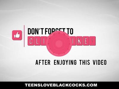 TeensLoveBlackCocks  - 青少年乱搞她妈妈的黑人男友