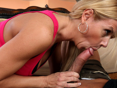 Brooke Tyler & Bill Bailey in My Friends Hot Mom