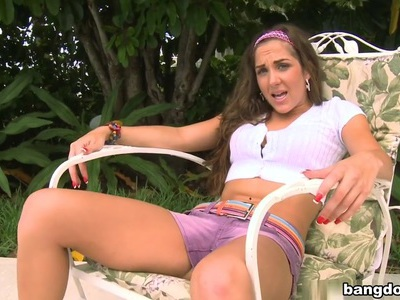 Kiera King is crazy horny!