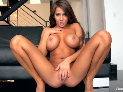 LiveGonzo Madison Ivy Gorgeous Babe Gets Fucked