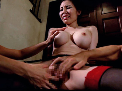 Fingered And Dildo Fucked By Two Guys