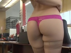 Dani Daniels Too Horny to Work