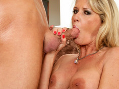 Bridgett Lee & Bill Bailey in My Friends Hot Mom