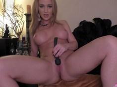 Angela Sommers hot masturbation