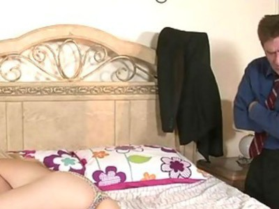 naughty young precious blonde