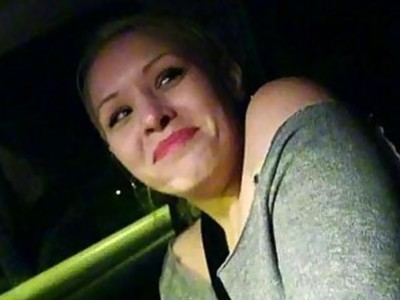 Lola Taylor banged n facialed in the car