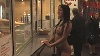 Outdoor BDSM Slave Public Meat