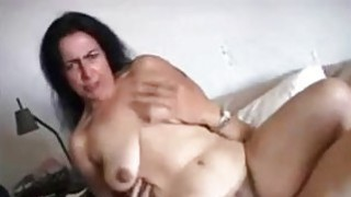 Mother Getting Nasty In Bed