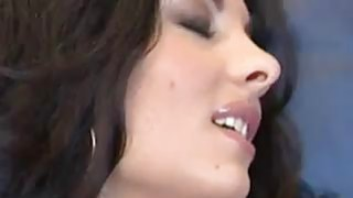 MILF In A Threesome With Two Guys