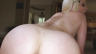 Kinky Blonde Cherry Torn Fucked on Camera