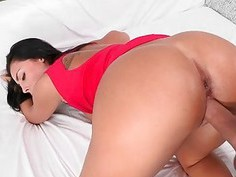 Pretty Gianna Nicole railed by big cock