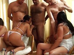 FUN MOVIES German Amateur Orgy