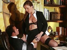 Pretty babe Maddy Oreilly glamcore scene