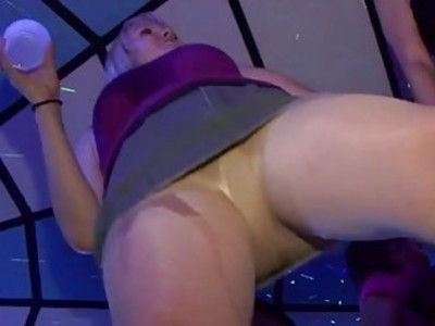 Nonstop knob engulfing and pleasuring from babes