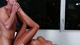 Hunk is giving sexy darling an cunt hammering